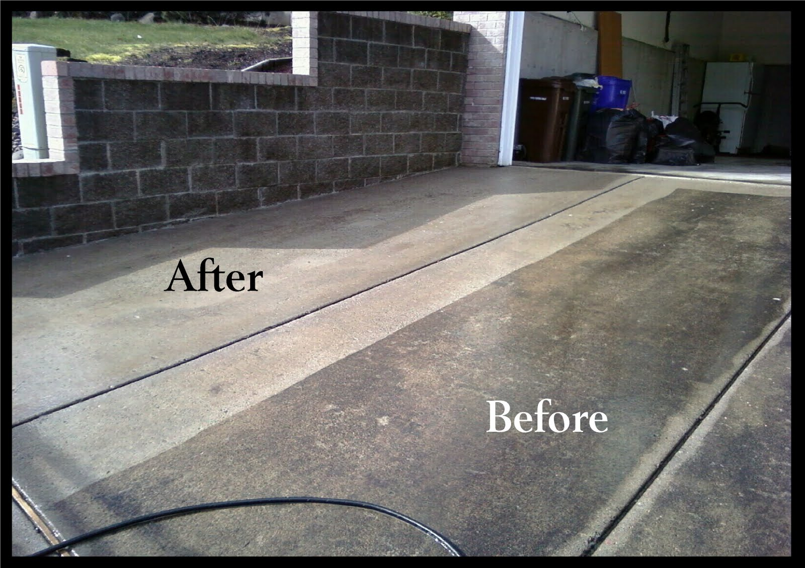 Keeping Your Concrete Clean Can Significantly Improve Home S Curb Eal And Overall Aesthetics If You Have Not Cleaned In A Long Time